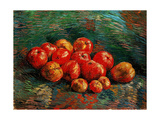 Still Life With Apples  1887-1888