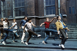 "Russ Tamblyn  Tony Mordente ""West Side Story"" 1961  Directed by Robert Wise"