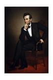 Portrait of Abraham Lincoln  1887