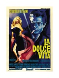 "The Sweet Life  1960 ""La Dolce Vita"" Directed by Federico Fellini"