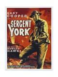 Sergeant York  1941  Directed by Howard Hawks