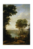 Moses Saved From the Waters of the Nile  1639-1640