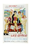 "Cole Porter's Les Girls  1957  ""Les Girls"" Directed by George Cukor"