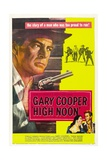 High Noon  1952  Directed by Fred Zinnemann