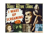 """Hot Spot  1941  """"I Wake Up Screaming"""" Directed by H Bruce """"Lucky"""" Humberstone"""
