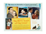 "Glory for Me  1946  ""The Best Years of Our Lives"" Directed by William Wyler"