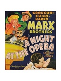 A Night At the Opera  1935  Directed by Sam Wood