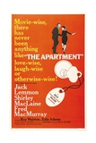 The Apartment  1960  Directed by Billy Wilder