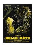 """Beauty And the Beast  1946  """"La Belle Et La Beïte"""" Directed by Jean Cocteau"""