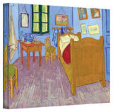 Vincent van Gogh 'The Bedroom' Wrapped Canvas Art