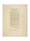 The Emancipation Proclamation Abraham Lincoln Declares All Slaves in the United States Free