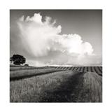Large White Cloud Near Bilsington  Kent  1981