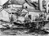 The Old Mill On the Exe