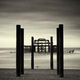 West Pier  Brighton  West Sussex
