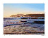 Pebble Beach Sunset