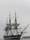 The World's Oldest Commissioned Warship  USS Constitution