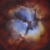 M20  the Trifid Nebula in Sagittarius