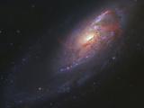 M106  Spiral Galaxy in Canes Venatici