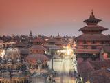 Nepal  Kathmandu  Patan (UNESCO Site)  Durbar Square