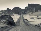 Chile  Atacama Desert  San Pedro De Atacama  Valle De la Luna  Valley Road