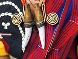 Chang Tribe  Man's Jewellery  Nagaland  NE India