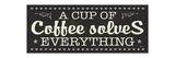Coffee Lovers III Giclée premium par Pela