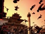 Nepal  Kathmandu  Durbar Square (UNESCO Site)