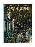 The New Yorker Cover - February 10  1968