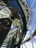 USA  Florida  Jupiter  Jupiter Inlet Lighthouse  Detail of the Fresnel Lens