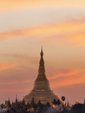 Myanmar (Burma)  Yangon  Shwedagon Pagoda