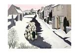 Whittington in Winter