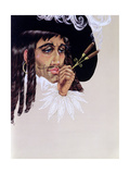 Captain Hook  from 'Peter Pan' by JM Barrie