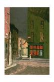 Corner of Maple Street