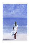 Girl on Beach  1995