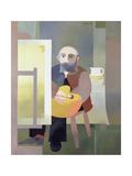 Homage De Douanier Rousseau  1987