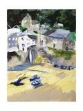 Mousehole  Cornwall  2005