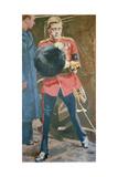 Edward VIII (1894-1972) as a Welsh Guard