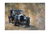 3 Litre Bentley at Cottesbrooke