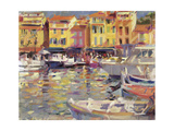 Harbour at Cassis