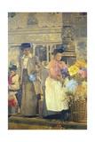 Flower Seller  London
