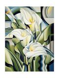 Cubist Lilies  2002