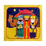 Three Kings and Camel
