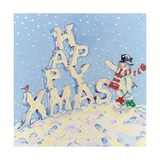 Happy Snowman  2008