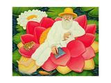 Monet's Waterlilies  1996