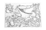 Crocodile's Lunch