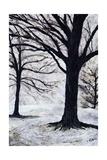 Winter Trees  Greenwich Park  2004