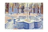 The Blue Fountain  2000