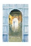 Walking Towards the Light  Cochin  2002