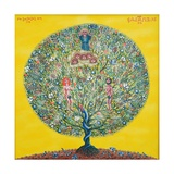 Adam and Eve (Tree of Life)  2002