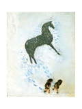 Not a White Horse